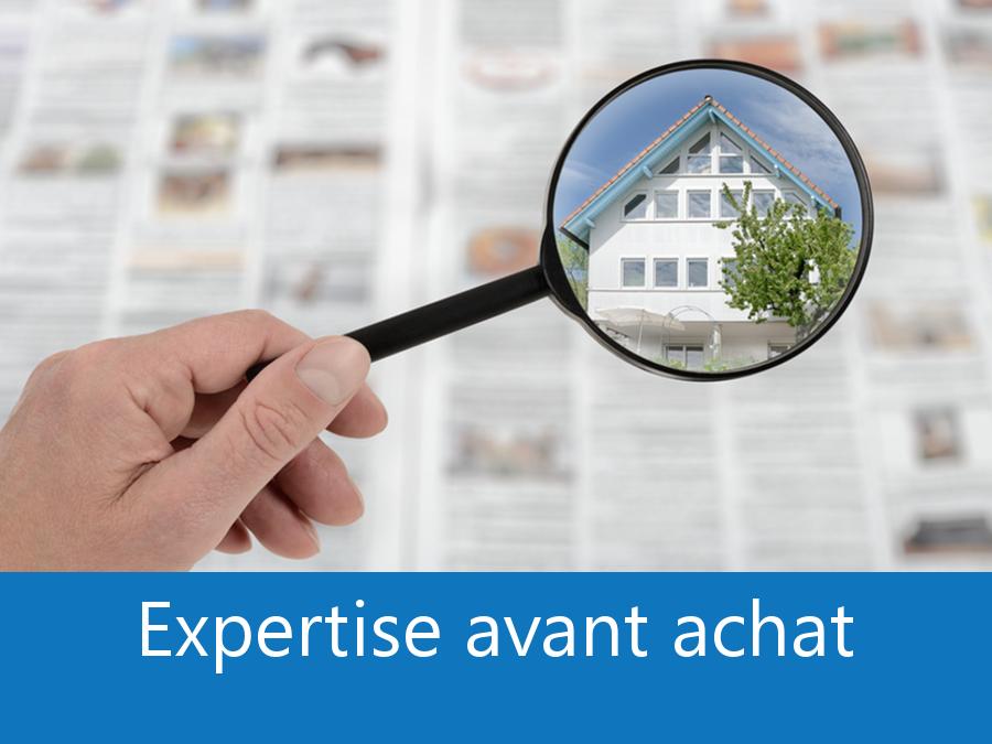 Expertise avant achat, bilan avant achat, expertiser maison, expertiser appartement,